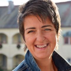 Speaker - Silvia Wessely